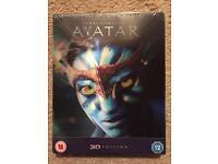 Brand New & Sealed 3D Avatar Blu Ray