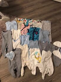 Baby grows (18) new born hats