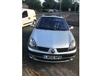 Renault Clio 1.2 - 90k Miles - MOT Until Dec 2018 - Great First Car - £850 ONO