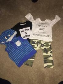 3-6 month baby boy outfits