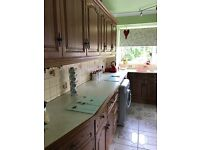 Complete Kitchen for sale....units/work tops etc. M