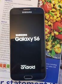 Samsung S6 32GB Unlocked Mobile Phone.