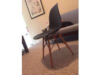 Eames reproduction chairs (4)