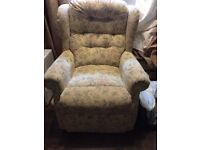 Pristine armchair for sale