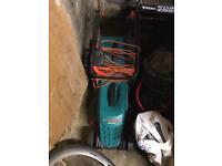 Bosch lawnmower - as new