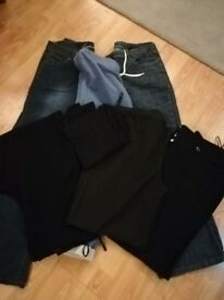 Ladies bundle size 14 trousers