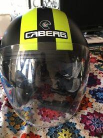 Motor bike helmet