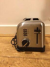 John Lewis CPT160U Toaster