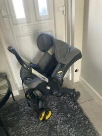 Doona stroller/car seat