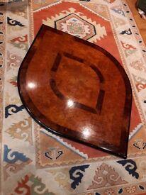 Table Top Headboard Swiss make