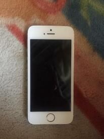 Apple iPhone 5S white Great condition