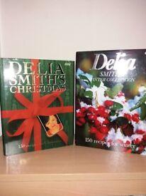 DELIA SMITH'S COOKERY BOOKS