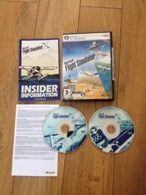 FSX MICROSOFT FLIGHT SIMULATOR X FSX STANDARD EDITION ~ PC GAME COMPLETE