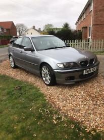 image for BMW 325i e46 MSport fsh long Mot £1950ono