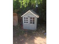 Wooden Children's Playhouse £75 ono