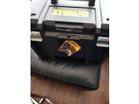 Dewalt stacking toolbox