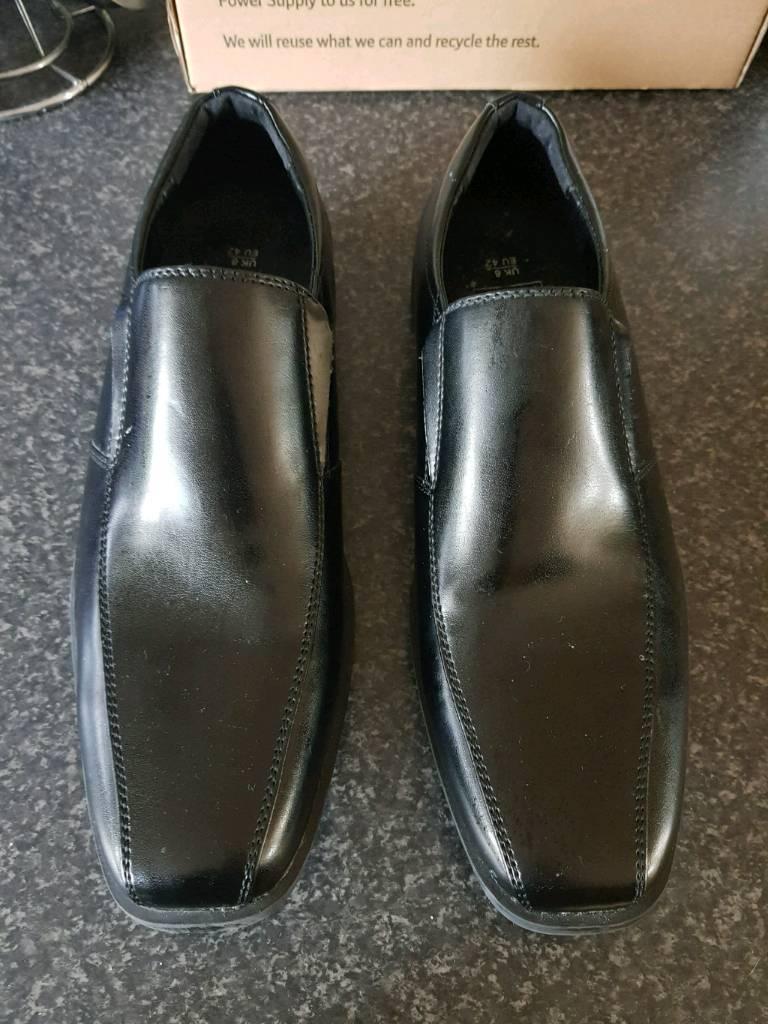 Men's Formal Shoes Size 8