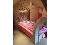 Little tikes princess bed