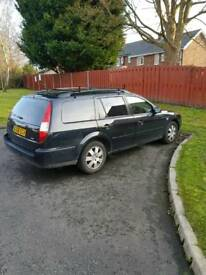 Ford Mondeo estate 2.0tdci zetec