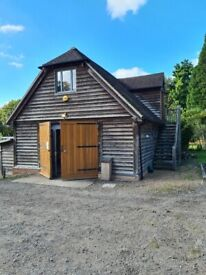 Barn Workshop/small warehouse and Office to Let