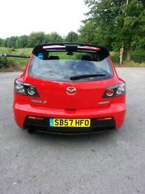 Mazda 3 mps 2.3 turbo