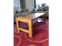 M&S Sonoma Oak Coffee Table