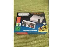Nintendo Classic Mini Console (Brand New)