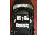 BESAFE Isofix and baby car seat