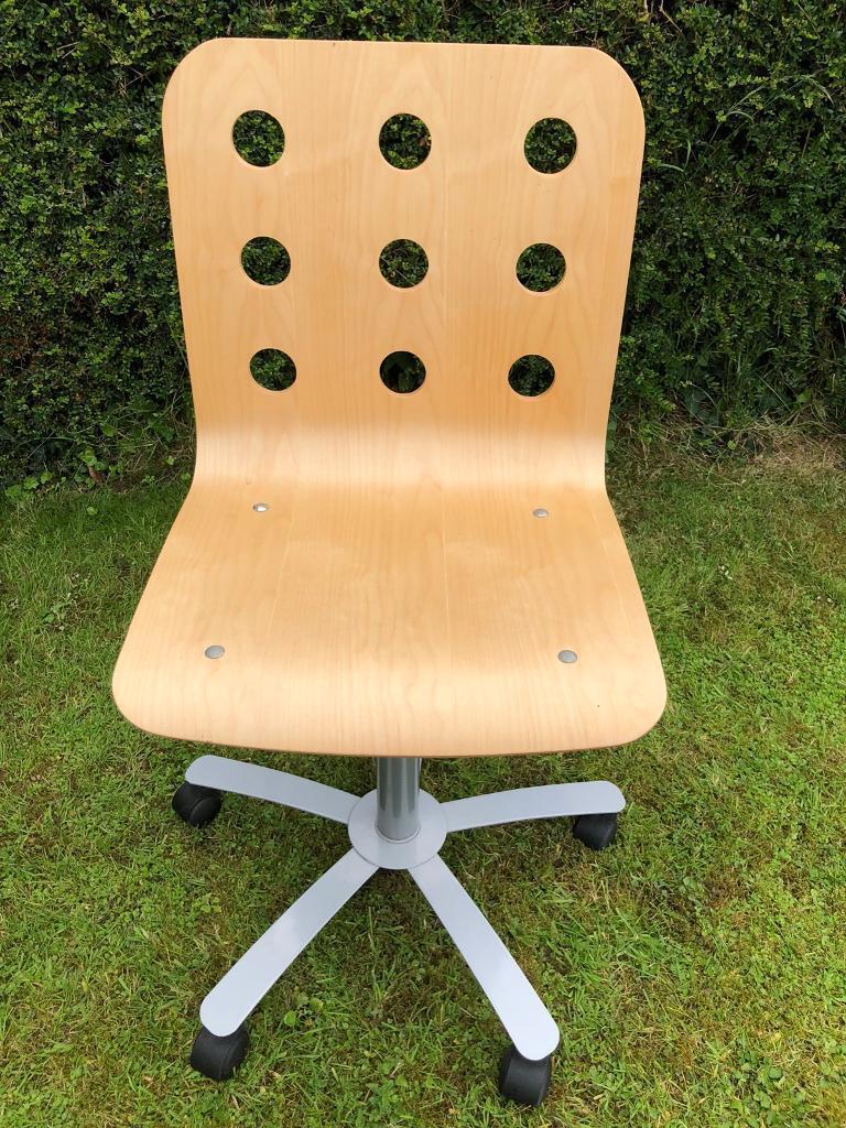 Desk Chair Ikea Wooden Swivel Desk Chair