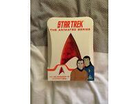 Star Trek the animated series DVD