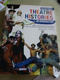 Theatre Histories, An Introduction