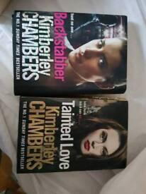Kimberly chambers hardback books
