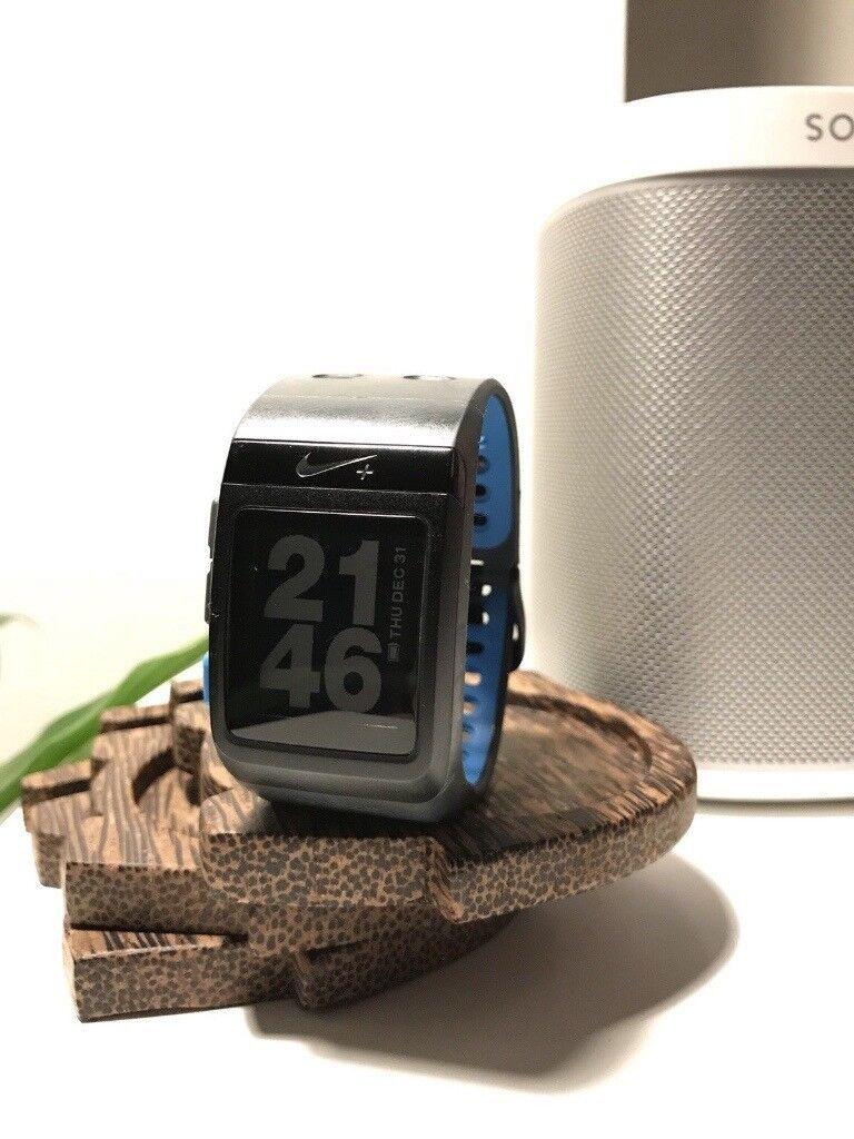 Nike + Sportswatch GPS TomTom