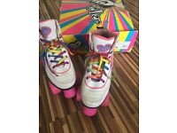 Rio roller skates uk size 4