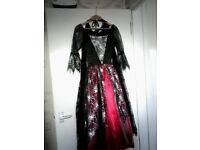 Halloween costume and all accerorys£10 ono