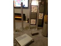 Sony dvd player with home cinema surround sound system