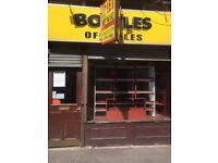 To Let, Prominent Shop Premises, 98 Causeyside Street, Paisley