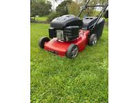Mountfield self propelled petrol lawnmower VGC serviced sharpened mower can be tested