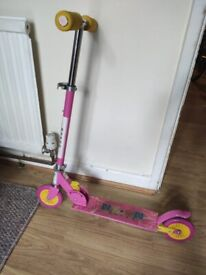 Neon racer scooter - Child scooter