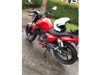 125cc keeway bike