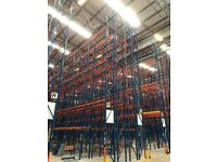 job lot pallet racking 6 meters high( storage ,industrial shelving ).