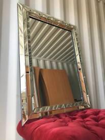 Large Stylish House Of Frazer Mirror