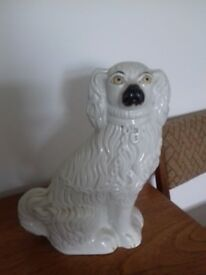 Staffordshire Antique Dog