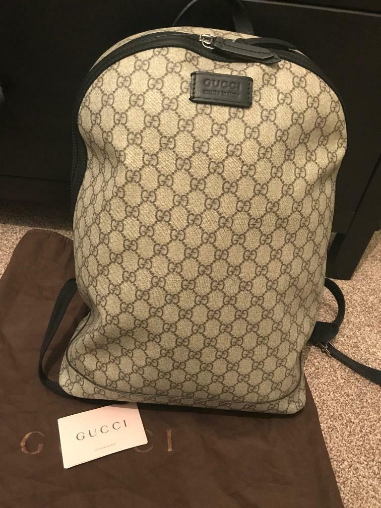 Gucci Backpack   in Cardiff Bay, Cardiff   Gumtree 02a4714741