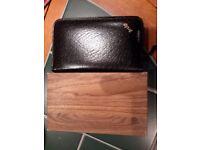 Brand new leather cased Cathian Bridge set