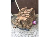 FREE Block paving bricks