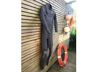 Billabong 4/3 wetsuit women's Ladies girls size 10 used