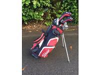 Titleist 14 way divider golf stand bag
