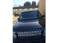 Land Rover discovery TDV6 2008