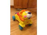 Ride On Walker Fisher Price -with Sound